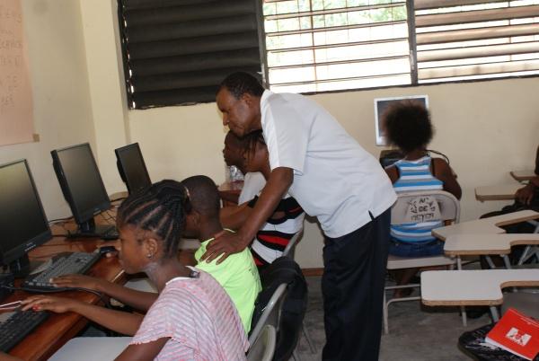 Schools in Haiti